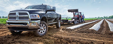 2017 Ram 2500 Rugged Off-Road Capabilities