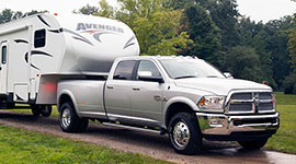 2016 Dodge Ram 3500 Supreme Tow Ratings