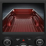 2017 Dodge Ram 3500 Cargo-View Camera