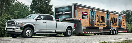 2017 Ram 3500 Best-in-Class Diesel Towing