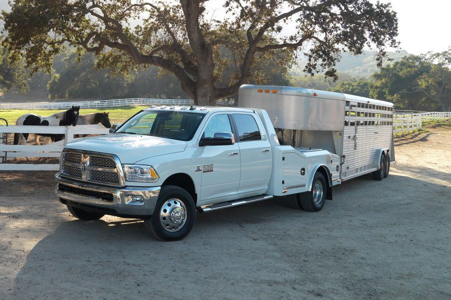 2018 Ram 4500 On the Road