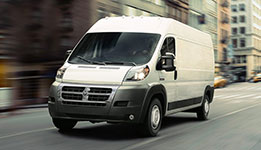 2017 Ram Promaster 1500 Class-Exclusive Front-Wheel Drive