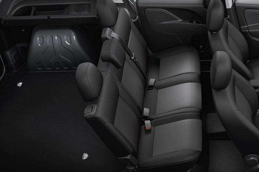 2020 Ram Promaster City Interior