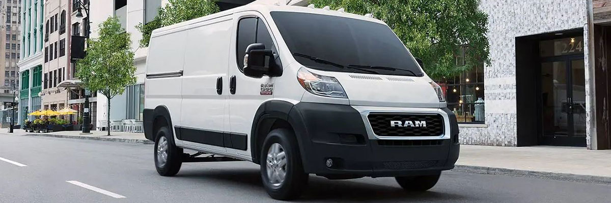 2019 Ram Promaster Wagon