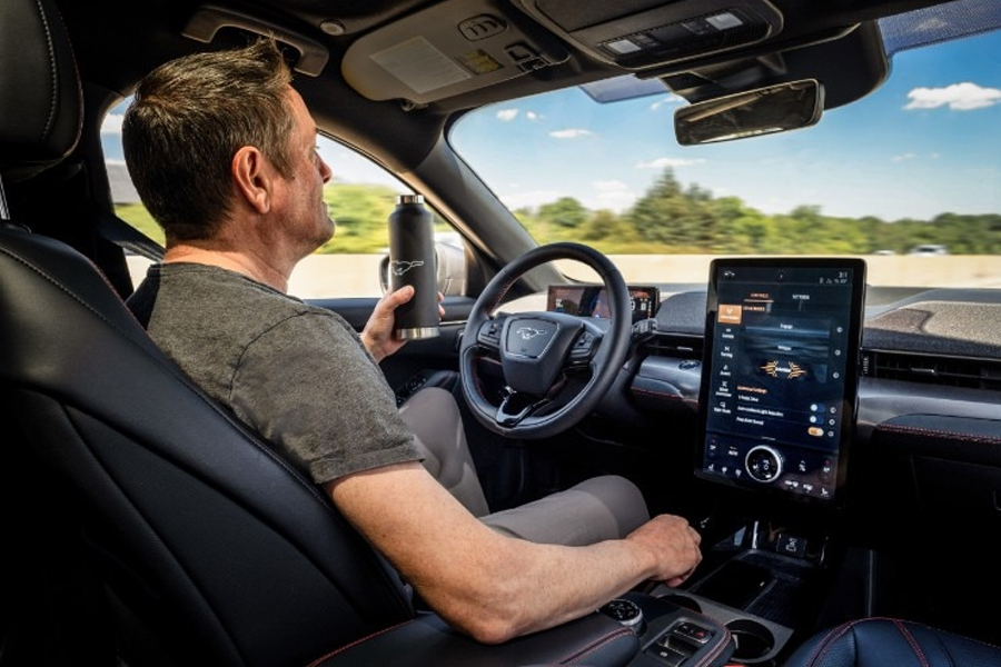 2021 Ford Active Drive Assist