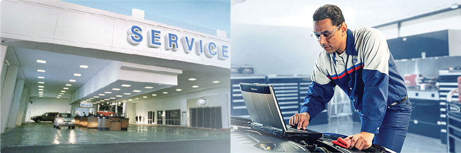 How a Ford Dealer Service Department Can Save You Money