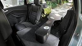 2016 Ford C-Max Energi Roomy, Versatile Interior
