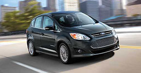 2016 Ford C-Max Hybrid Dynamic Performance