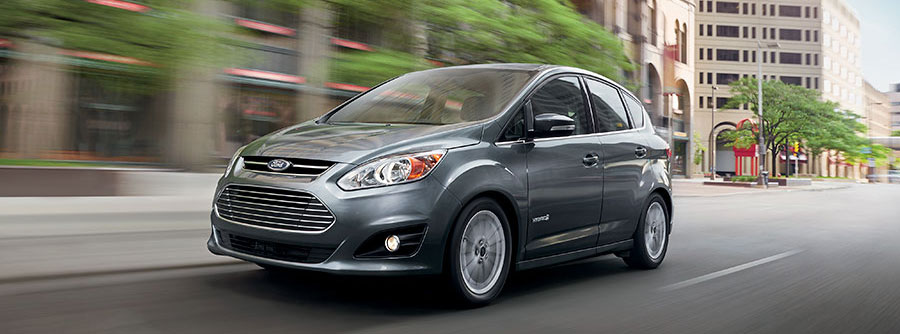 Ford C-Max on the Road