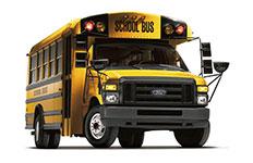 2016 Ford E-Series Cutaway School Bus Prep Package
