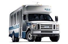 2016 Ford E-Series Cutaway Shuttle Bus Prep Package