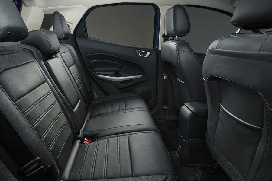 2018 Ford Export Interior