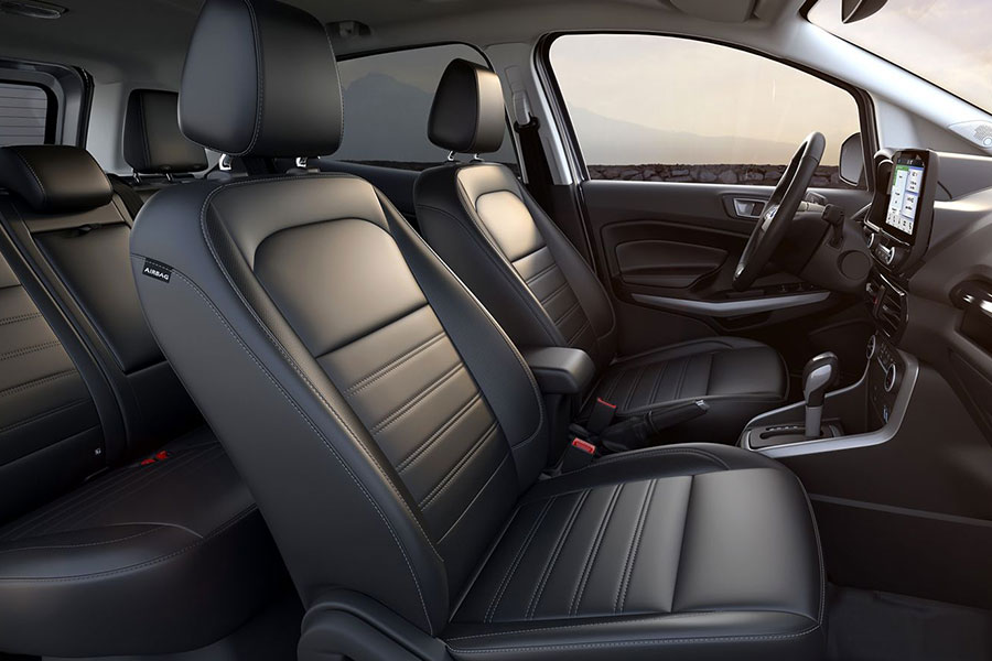 2019 Ford EcoSport Leather Interior