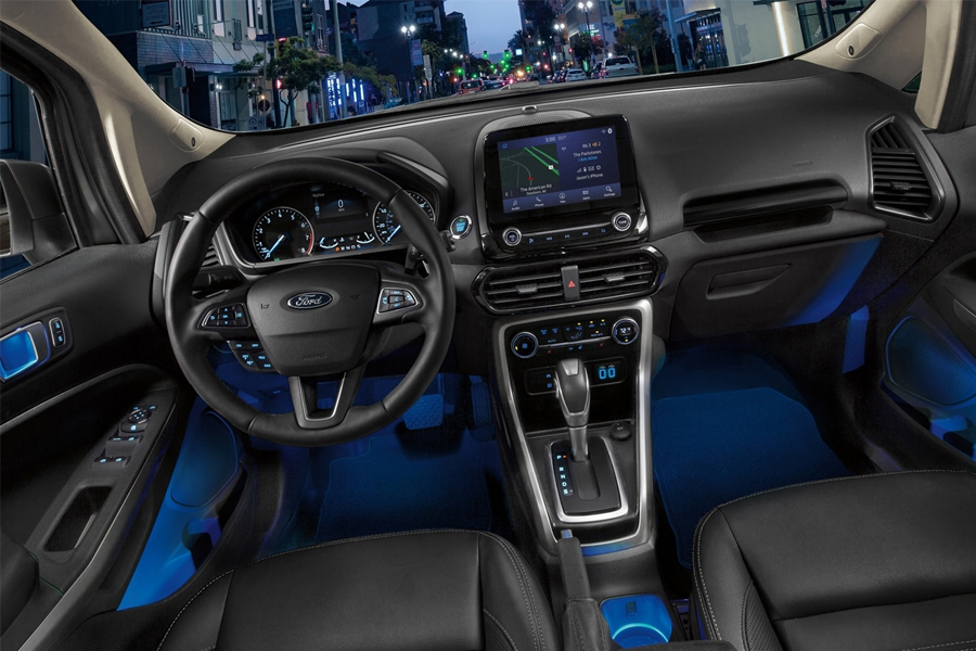 2021 Ford EcoSport Technology