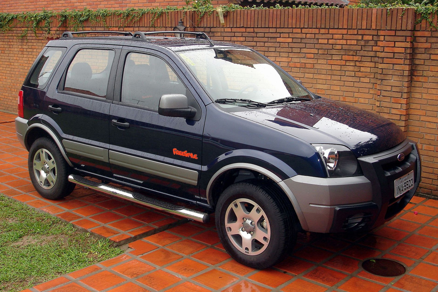 Used Ford EcoSport First Generation