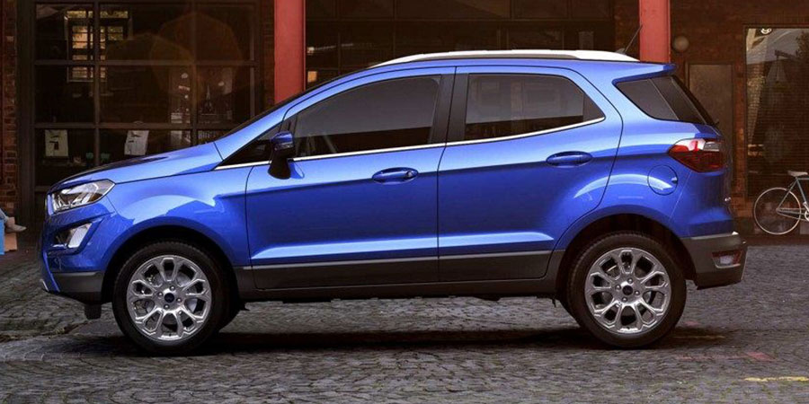 Used Ford EcoSport Second Generation