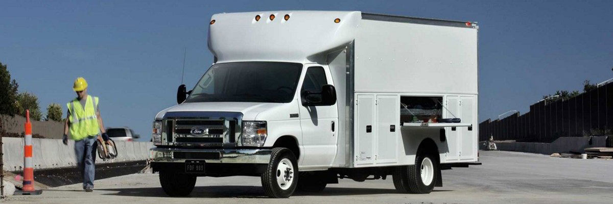 Ford Econoline Commercial Van