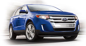 Used 2014 Ford Edge Handsome Image