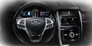 Used 2014 Ford Edge Industry-First Technology