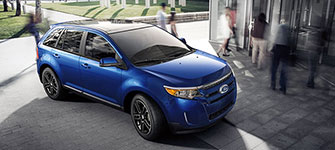 2015 Ford Edge Active Park Assist