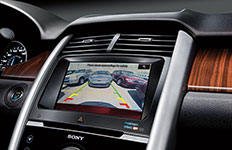 2015 Ford Edge Front 180-Degree Camera
