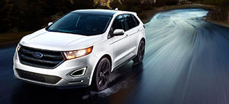 2017 Ford Edge Intelligent All-Wheel Drive