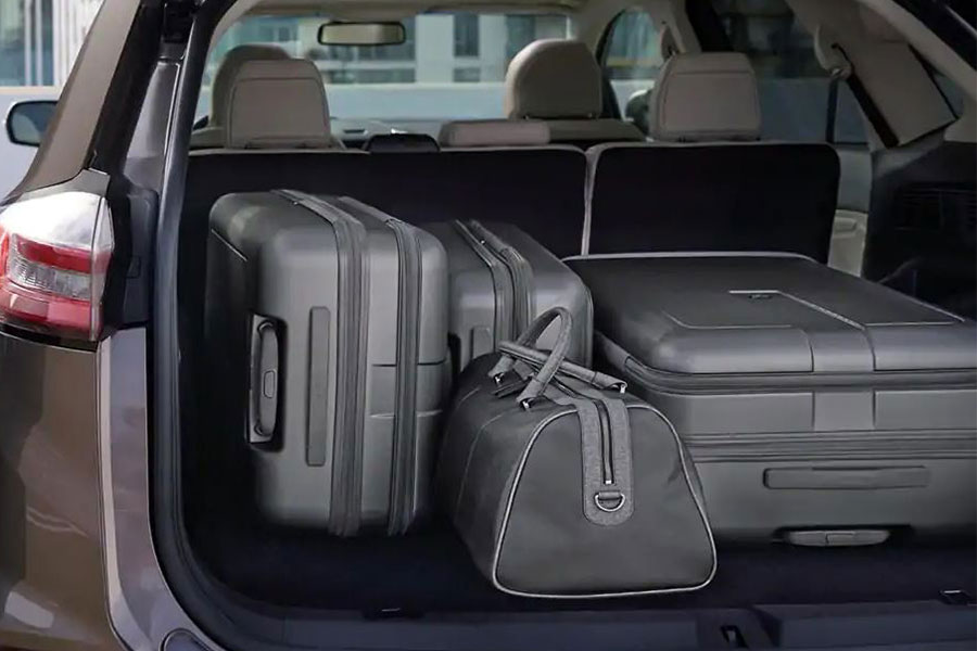 2019 Ford Edge Cargo Room