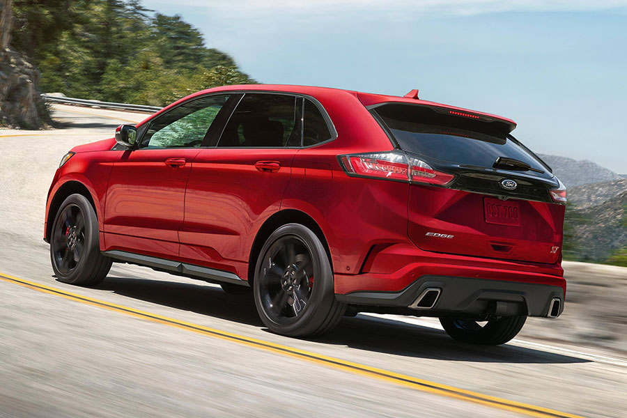 2019 Ford Edge Sporty