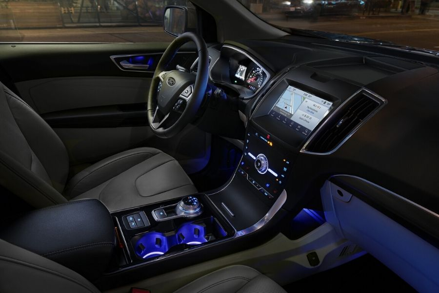 2020 Ford Edge Technology