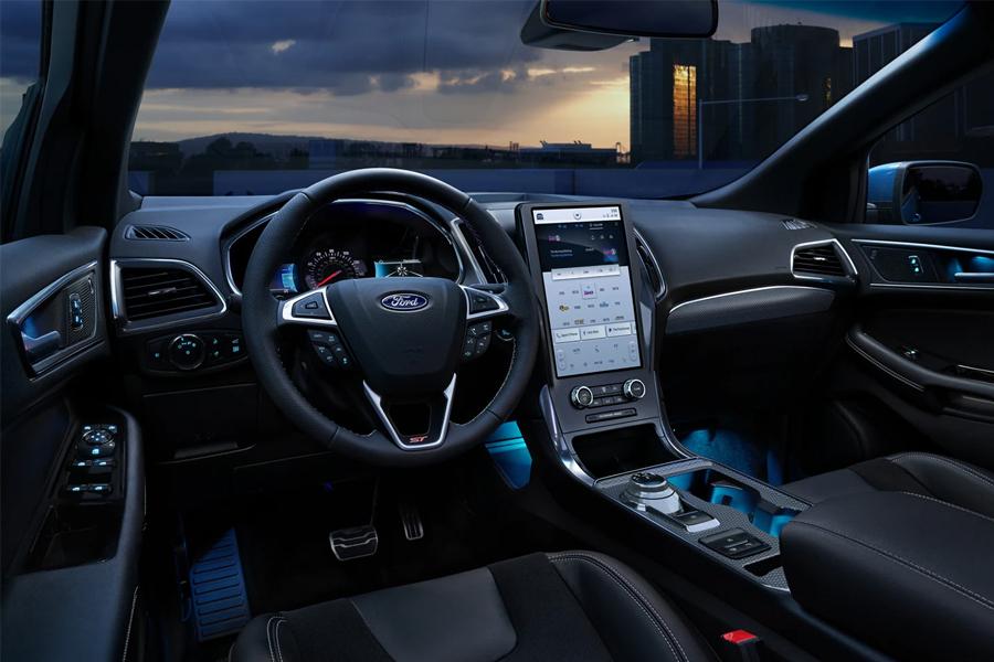 2021 Ford Edge Technology