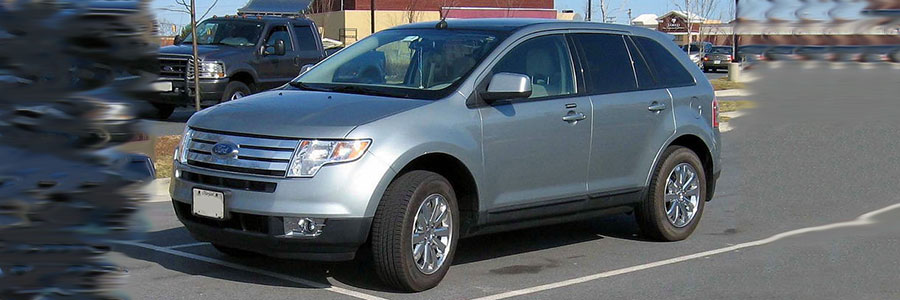 Used Ford Edge Gen 2