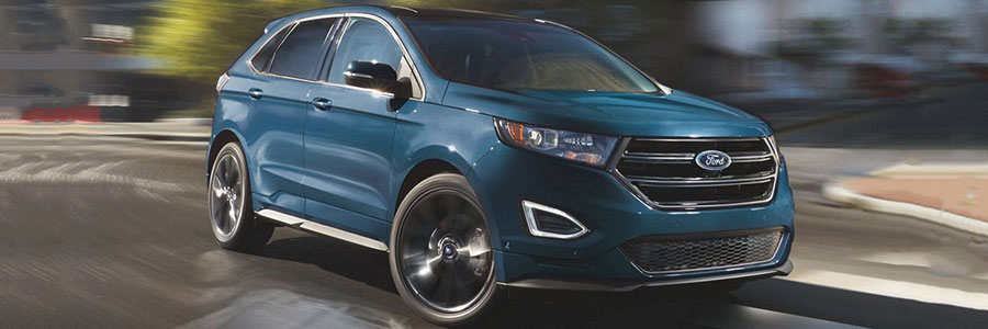 Used Ford Edge Gen 3