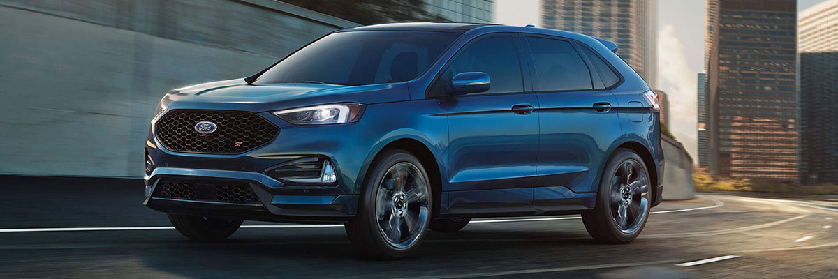 2019 Ford Edge ST | LaFayette Ford