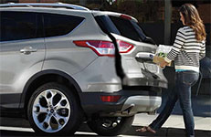 2016 Ford Escape Hands-Free, Foot-Activated Liftgate