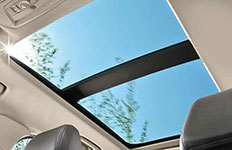 2016 Ford Escape Panoramic Vista Roof