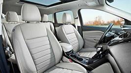 2016 Ford Escape Refined Passenger Comfort