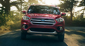 2017 Ford Escape Fuel-Efficient Power