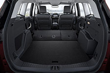 2017 Ford Escape Large Cargo Space