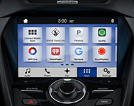 2017 Ford Escape Sync 3