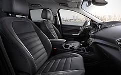 2017 Ford Escape Spacious Interior