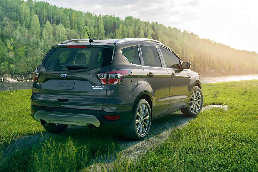 2018 Ford Escape AWD
