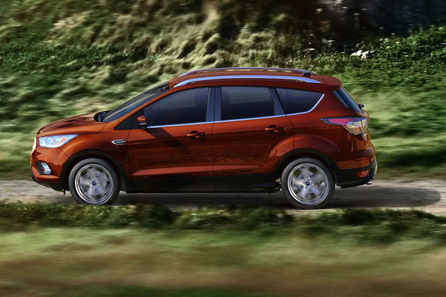 2019 Ford Escape Sporty
