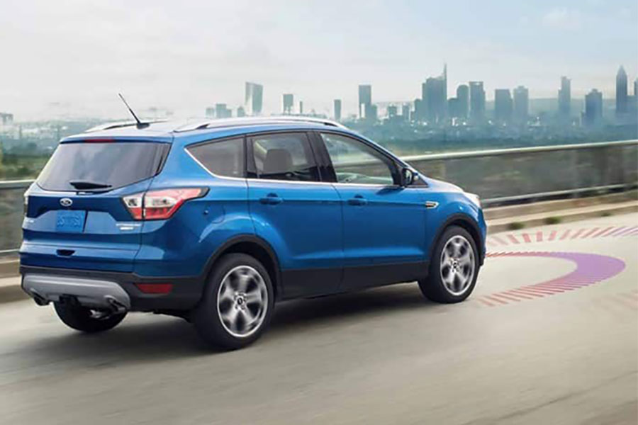 2019 Ford Escape Safety Tech