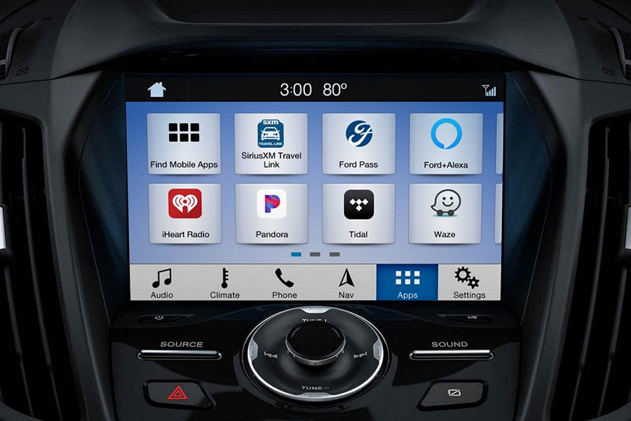 2019 Escape Technology