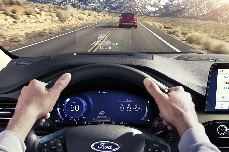 2021 Ford Escape Technology