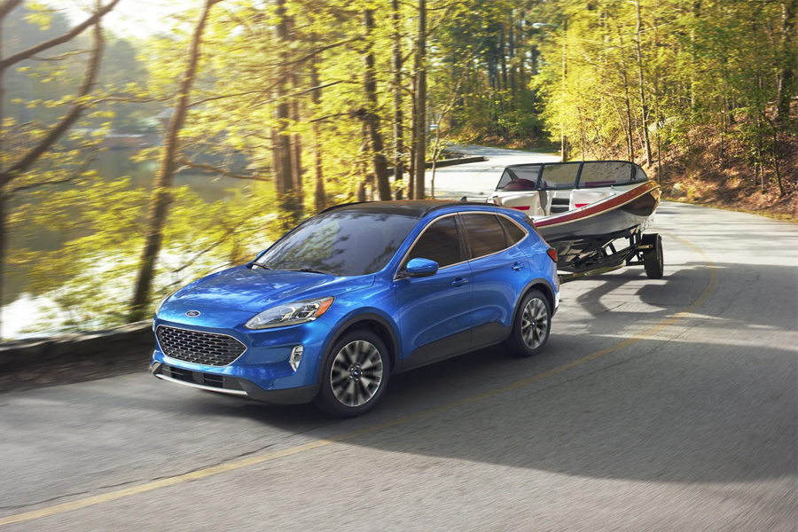 2021 Ford Escape Towing