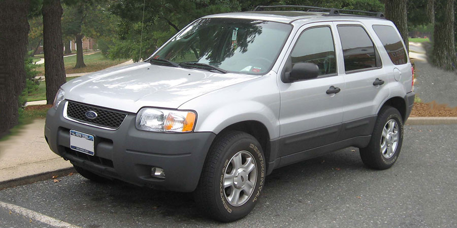 Used Ford Escape Gen 1