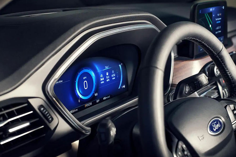 2020 Ford Escape SE Sport Hybrid Technology