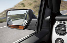 2016 Ford Expedition Blind-Spot Warning