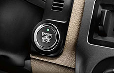 2016 Ford Expedition Keyless Entry with Push-Button Start